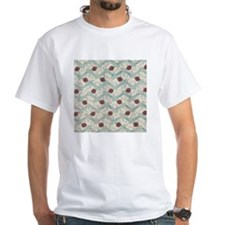 Art Deco Pick Up Sticks Shirt