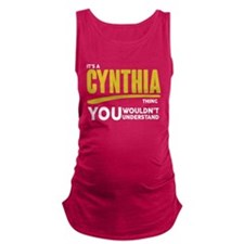 It's A Cynthia Thing You Wouldn't Understand! Mate