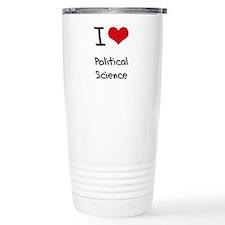 Cool Politics government Travel Mug