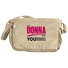 It's A Donna Thing You Wouldn't Understand! Messen