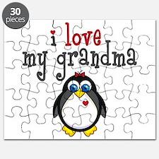 Grandma Penguin Puzzle