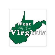 wv by god scripty gr Sticker
