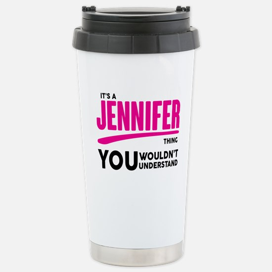 It's A Jennifer Thing You Wouldn't Understand! Tra