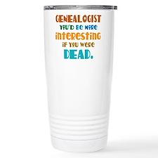 Funny Historian Travel Mug