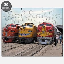 Three Diesels 1989 Puzzle