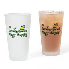 Cotton Headed Ninny Muggins Classic Drinking Glass