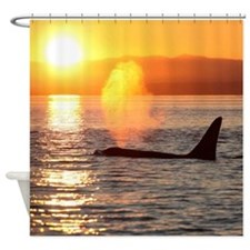 Resident Shower Curtain