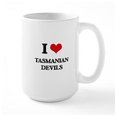 I love Tasmanian Devils Mugs