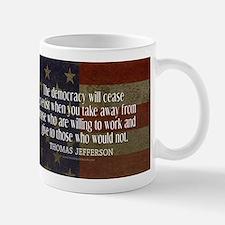 Cute Political anti government pelosi obama and reid Mug