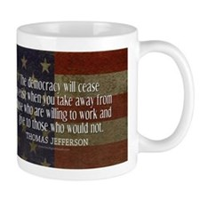 Cute Conservative quotes Mug