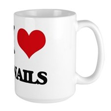 I love Snails Mugs