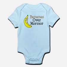 Bananas Over Mormor Body Suit