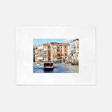 Italian Boat Ride 5'x7'Area Rug