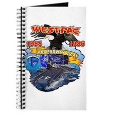 USS Midway CV-41 Westpac Journal