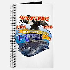 USS Midway CV-41 Westpac Journal