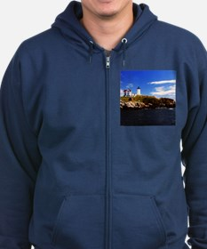 Nubble Light 1 Zip Hoodie