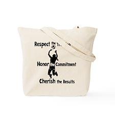 CHERISH VB (both sides) Tote Bag