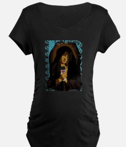 Virgin Mary Maternity T-Shirt