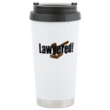 Cute Love goats Travel Mug