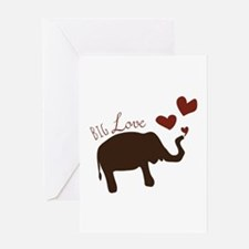 Big Love Greeting Cards