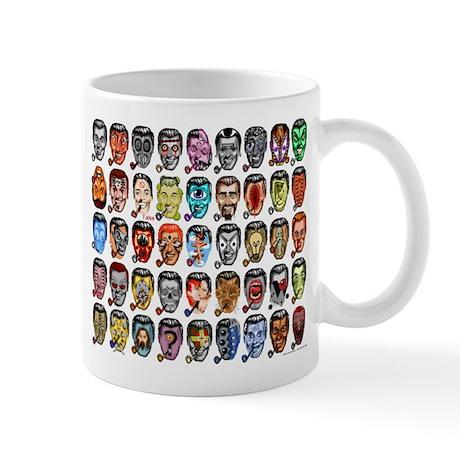 45 MORE Dobbsheads Mug