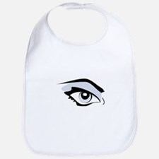 Womans Eye Bib
