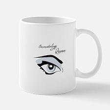Cosmotology Queen Mugs