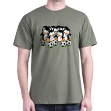 Soccer Penguins T-Shirt