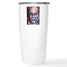 clown logo Travel Mug