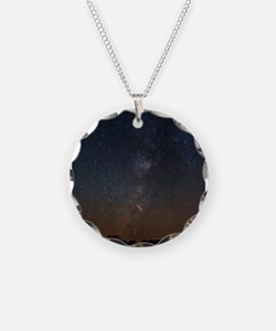 Milky Way Galaxy Hastings Lake Necklace
