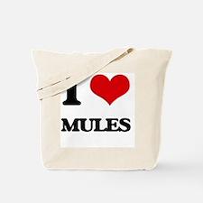 Unique Donkeys mules Tote Bag