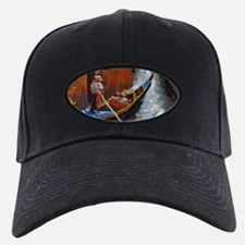 Gondola Ride at Venice Baseball Hat