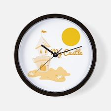 My Castle Wall Clock