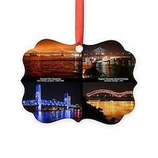 Cute Arkansas city Ornament