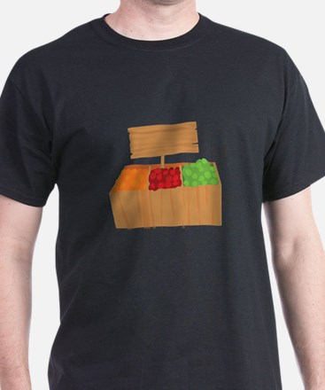 Vegetable Stand T-Shirt