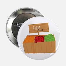 """Farm Fresh 2.25"""" Button (10 pack)"""