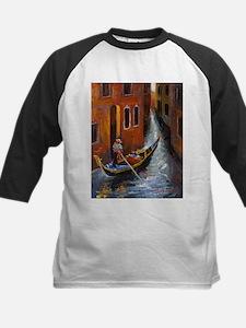 Gondola Ride at Venice Baseball Jersey