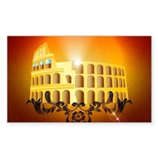 The Colosseum Decal