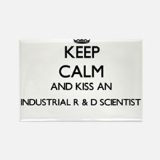 Keep calm and kiss an Industrial R & D Sci Magnets