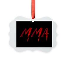 MMA Ornament