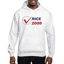 RICE 2008 (checkbox) Hoodie