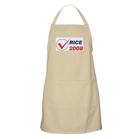 RICE 2008 (checkbox) BBQ Apron
