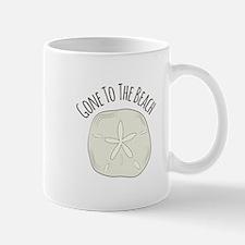 Gone To Beach Mugs