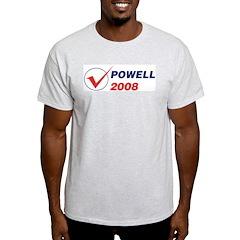 POWELL 2008 (checkbox) T-Shirt