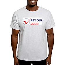 PELOSI 2008 (checkbox) T-Shirt