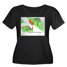 west end Plus Size T-Shirt