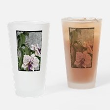 Orchid12x16.tif Drinking Glass