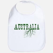 Australia Roots Bib