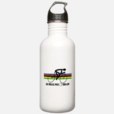 56 Miles per Gallon Water Bottle