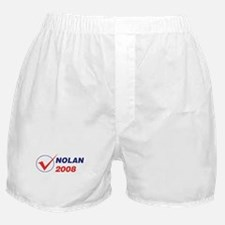 NOLAN 2008 (checkbox) Boxer Shorts